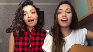 Fica - Anavitoria ft Matheus e Kauan (Cover Carolina e Vitória Marcilio)