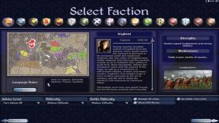 How to unlock all factions in Medieval 2 Total War   2017  