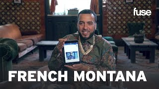 French Montana Takes Fuse's Classic Bad Boy Records Rapper Quiz