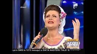"""Steliana Sima - """"De ce Doamne ai lăsat"""" - Acces Direct"""