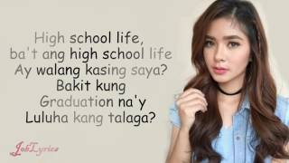 High School (lyrics) - Loisa Andalio Cover