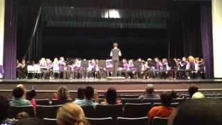 CHMS Concert Band ,We Are Young.