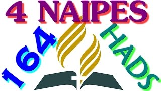 164-  QUE  FIRME  ALICERCE  -  4  NAIPES