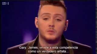 James Arthur - The Final - Impossible - X Factor UK 2012 (Subtitulado a español width=