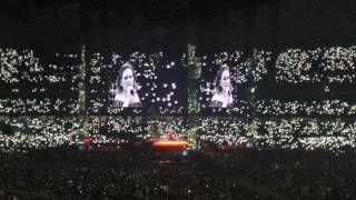 Adele - Make You Feel My Love - Audio is amazing - Etihad Stadium, Melbourne