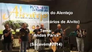 """Grupo Campos do Alentejo - """"Andas Parva"""""""