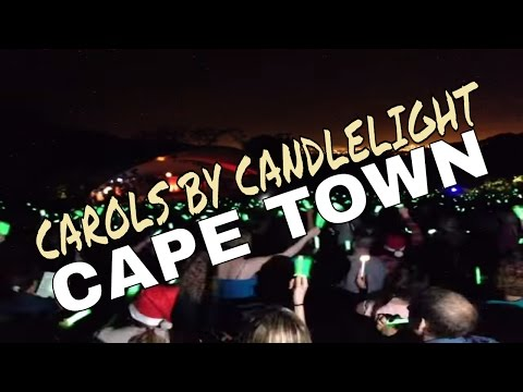 Christmas Carol Sing Along in Cape Town, South Africa