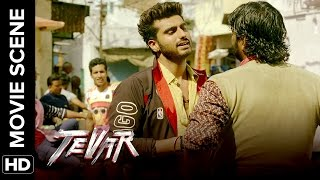 Arjun turns a protector | Tevar | Movie Scene