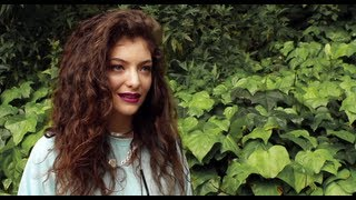 Live from Huffer / Lorde Interview & show