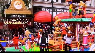 Victoria Justice Macy's Thanksgiving Parade 2010- Freak the Freak Out