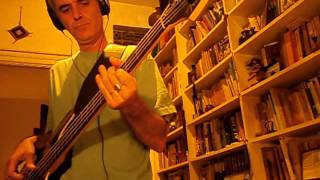 Just What I Needed - The Cars [Bass Cover]