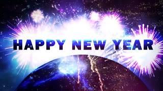 فيديو تهنئة بمناسبة قدوم سنة سعيدة 2019