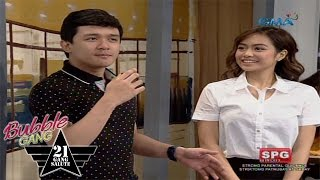 Bubble Gang: Flavored lipstick for sale with free taste