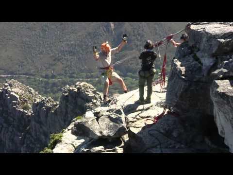 Ghostriders Table Mountain Climb & Abseil
