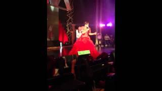 Jason Gainza Singing  Sirena (Live)