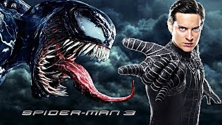 Spider-Man 3 but with Tom Hardy's VENOM!