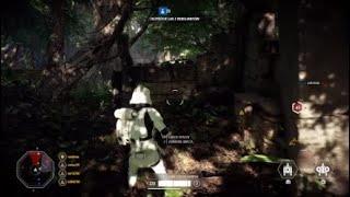 Star Wars Battlefront II galaktyczny szturm yavin 4 #4