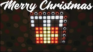 Martin Garrix - Animals (Christmas Remix) Launchpad Cover