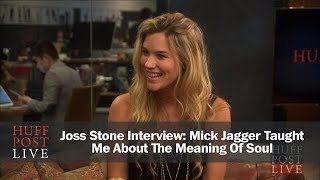 Joss Stone Interview: Mick Jagger Taught Me About The Meaning Of Soul
