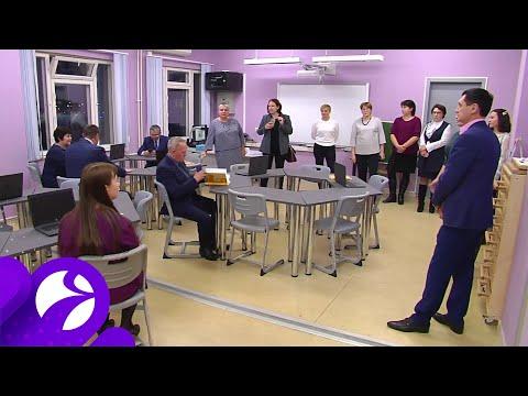 В Ямальском многопрофильном колледже открылись мастерские «WorldSkills»