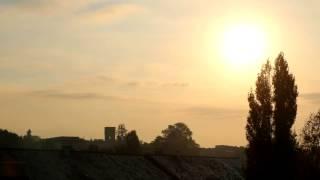 Copie de sunrise Nantes time laps