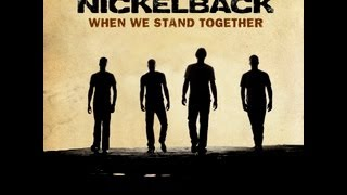 Nickelback - When We Stand Together(cover)