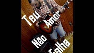 Video aula de violão Teu amor não falha nivea soares