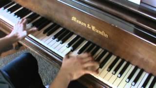 Rockslide Rumble (Twinsanity) on Piano