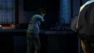 """Clementine Breaks Bad - The Walking Dead Season 2, Episode 1 """"Whose Baby Is It?"""""""