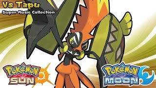 Pokemon Sun & Moon: Tapu Battle Music (Highest Quality)