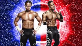 "WWE : Epico & Primo 1st Theme Song ""Barcode"""