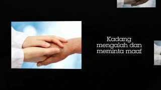 IKHLAS MEMAAFKAN / status wa motivasi
