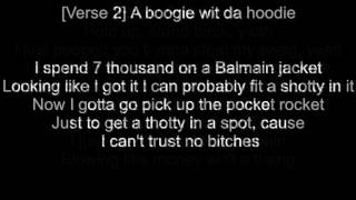 PnB Rock-Stand Back ft.A Boogie Wit Da Hoodie (Lyrics On Screen)