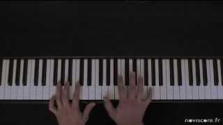 """""""Stay With Me"""" / Sam Smith / Piano solo cover / Partition Noviscore"""