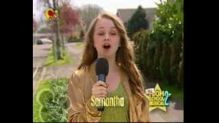 Samantha Dorrance - Out & About on My School Musical