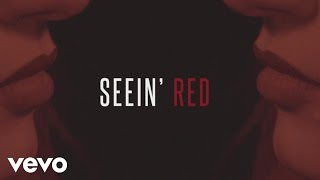 Dustin Lynch - Seein' Red (Lyric Video)