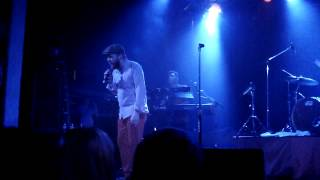 Alex Clare: Hands Are Clever, Toronto