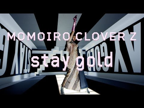 ももいろクローバーZ「stay gold」Music Video / Solo Dance Part -佐々木彩夏ver.-
