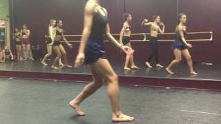 """Embers"" Choreography 