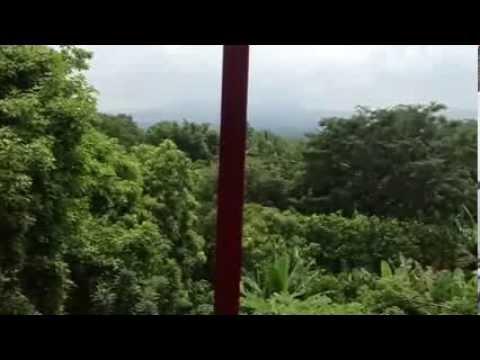 Bed and Breakfast Farmstay El Porton Verde, Managua views