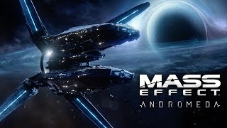 Andromeda Initiative: Pathfinder Team Briefing - Mass Effect Andromeda