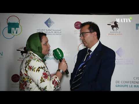 Video : Les Matinales de la Fiscalité : Déclaration de Mohamadi El Yacoubi