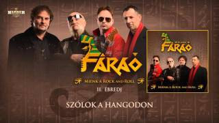 Fáraó: Ébredj! (Hivatalos szöveges video / Official Lyric video)