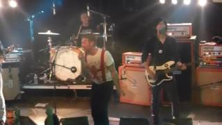 "EAGLES OF DEATH METAL ""I LOVE YOU ALL THE TIME"" @ DEN ATELIER LUXEMBOURG 2016"