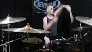 Florida Georgia Line - This Is How We Roll (feat. Luke Bryan) - Drum Cover - Brooks