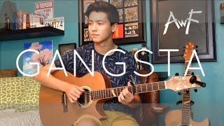 Kehlani - Gangsta (OST Suicide Squad) - Cover -  (Fingerstyle Guitar)