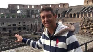 Coliseu, roma, arena judeus mortos por leões