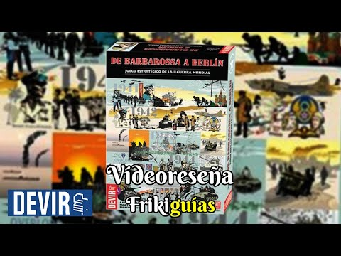 Reseña World War II: Barbarossa to Berlin