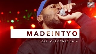 MadeinTYO Performs 'Uber Everywhere' LIVE At Cali Christmas 2016