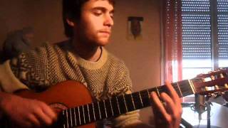 Freedom / Richie Havens - Cover by PAULO